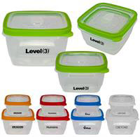 CPP-3598 - Nesting Seal Tight Lunch Containers
