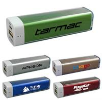 CPP-3791-M - UL Colorful Metallic Power Bank