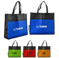 CPP-3867 - Bottle Holder Shopping Tote