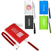 CPP-3963 - UL USB Lanyard Power Bank