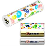 UL Full Color Power Bank