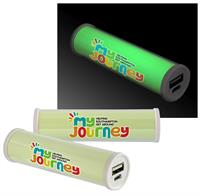 CPP-3966-GD - UL Glow in the Dark Power Bank