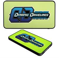 CPP-3967-GD - UL Glow in the Dark Plus Tablet Power Bank