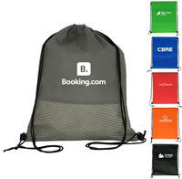 CPP-4265 - Wave Drawstring Backpack