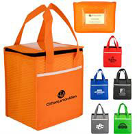 CPP-4267 - Rectangle Wave Lunch Tote