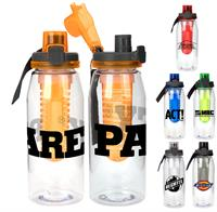 CPP-4290 - Locking 32 oz. Bottle with Infuser