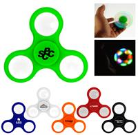 CPP-4514 - Light Up Fidget Spinner