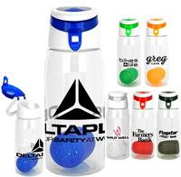 Trendy 25 oz. Bottle with Floating Infuser