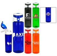 CPP-4543 - Trendy 24 oz. Colorful Bottle with Infuser