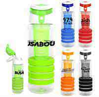 CPP-4549 - Trendy 28 oz. Ring Bottle with Infuser