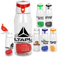 Trendy 32 oz. Bottle with Floating Infuser