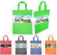 CPP-4612 - Strand Full Color Tall Value Bag