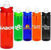 CPP-4660 - Two Tone 24 oz. Colorful Bottle
