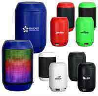 CPP-4664 - Barrel Light Up Bluetooth Speaker