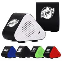 CPP-4681 - Triangle Light Up Suction Cup Bluetooth Speaker