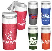 Full Color Ridge Trendy Bottle