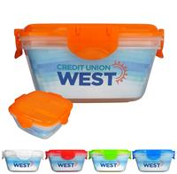 CPP-4698 - Full Color Clip Top Container