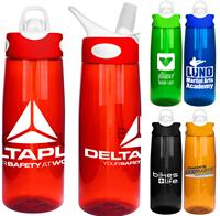 Two Tone 25 oz. Contour Bottle