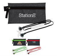 Large G Line Sporty Bluetooth Earbud Set