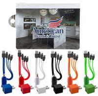 CPP-4726 - Full Color Type C USB Charging Trio