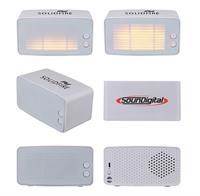 CPP-4785 - Block Light Up Bluetooth Speaker