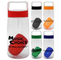 CPP-4850 - Boxy 18 oz. Bottle with Floating Infuser