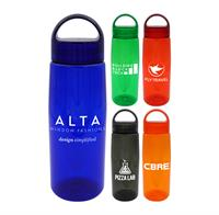 CPP-4906 - Arch 25 oz. Colorful Contour Bottle with Chiller