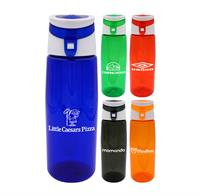 CPP-4911 - Trendy 25 oz. Colorful Contour Bottle with Chiller