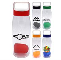 CPP-4914 - Boxy 32 oz. Bottle with Floating Infuser
