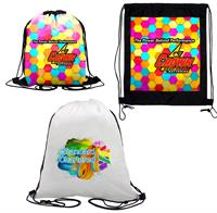CPP-5049 - Vibrant Drawstring Backpack