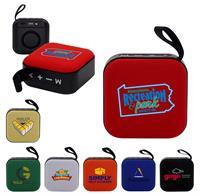 CPP-5087 - Square Lanyard Bluetooth Speaker