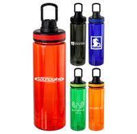 CPP-5107 - Band-It 24 oz. Colorful Bottle