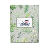 CPP-5141-LEAF - 5 X 7 CLEARLY LEAF NOTEBOOK
