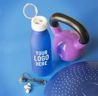 CPP-5142 - Silhouette Bluetooth Ear Bud Bottle