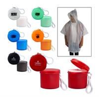 CPP-5198 - Travel Rain Poncho