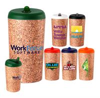 Full Color Cork Pop Up Bottle