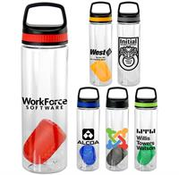 CPP-5357 - Handy Band-It 24 oz Bottle with Floating Infuser