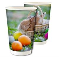 16 oz. Full Color Easter Paper Cup