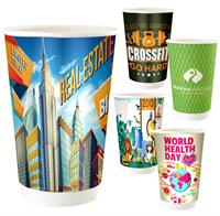 16 oz. Full Color Paper Cup