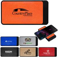 CPP-5411-P - UL Colorful High Density Swift Wireless Power Bank