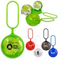 CPP-5414 - Colorful Sphere Ear Bud Duo Cable Set
