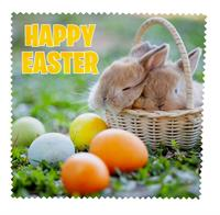5 x 5 Microfiber Easter Cleaning Cloth