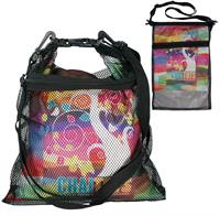 CPP-5589 - 3 L Full Color Mesh Voyager Dry Bag