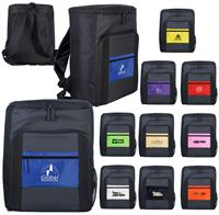 CPP-5601 - Colorful Pocket Cooler Backpack