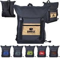 CPP-5602 - Watermark Pocket Strap Backpack