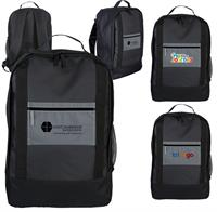 CPP-5608 - Relective Pocket Backpack