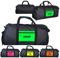Neon Pocket Duffle Bag