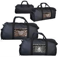 CPP-5613 - Leopard Pocket Duffle Bag