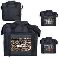 CPP-5618 - Leopard Pocket Cooler Bag