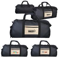 CPP-5632 - Cotton Pocket Duffle Bag